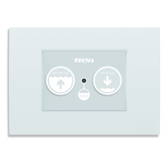 Control panel All-in-One SFT 2 pulsanti Multiframe